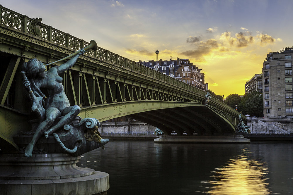 Pont Mirabou