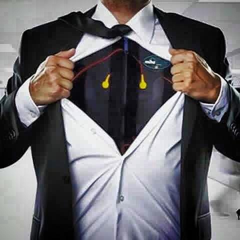#mihabodytec puede ser tu secreto para sentirte como Superman #EMS