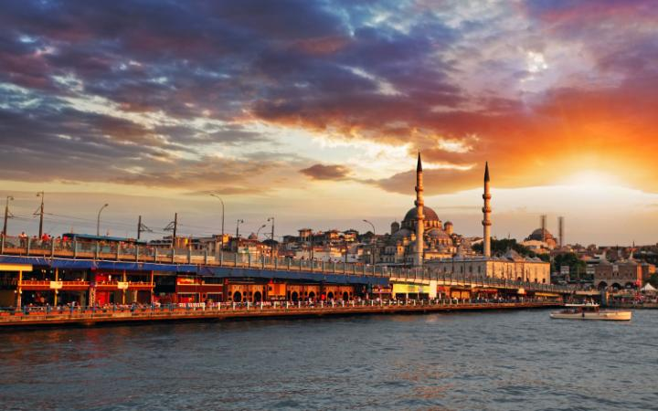 Istanbul. Source:  Da Tech Guy Blog