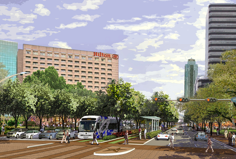 http://www.uptown-houston.com/news/ page/post-oak-boulevard-dedicated-bus-lanes