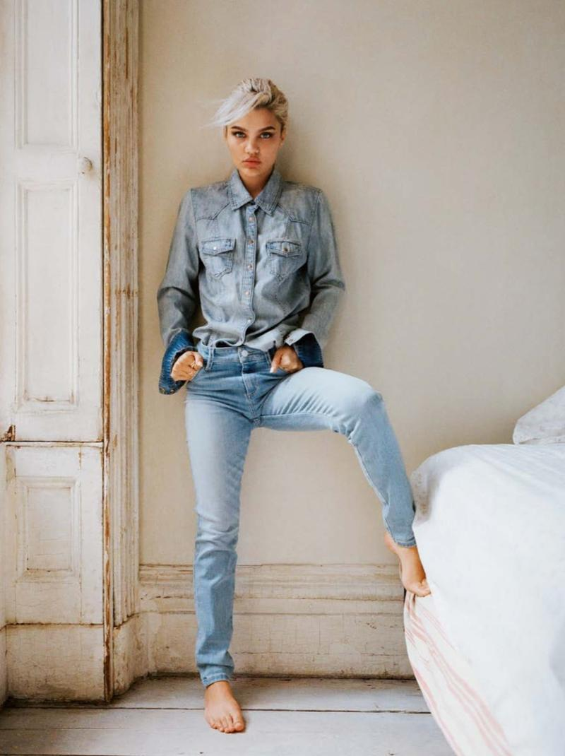 CR Fashion Book x Pamela Hanson