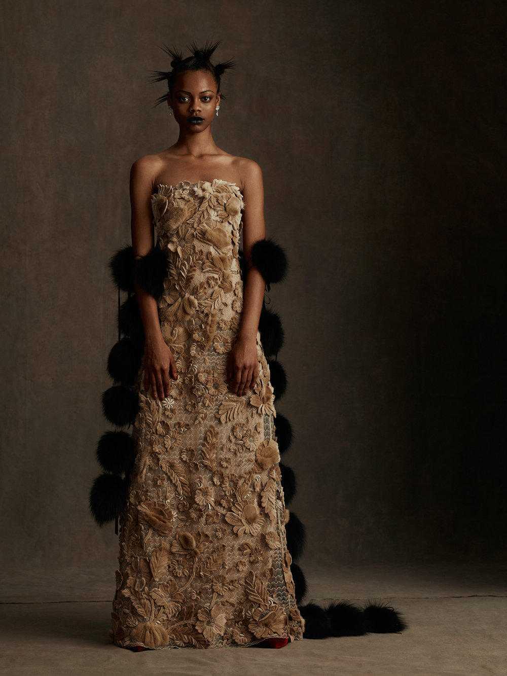 CR Fashion Book x Kiki Xue