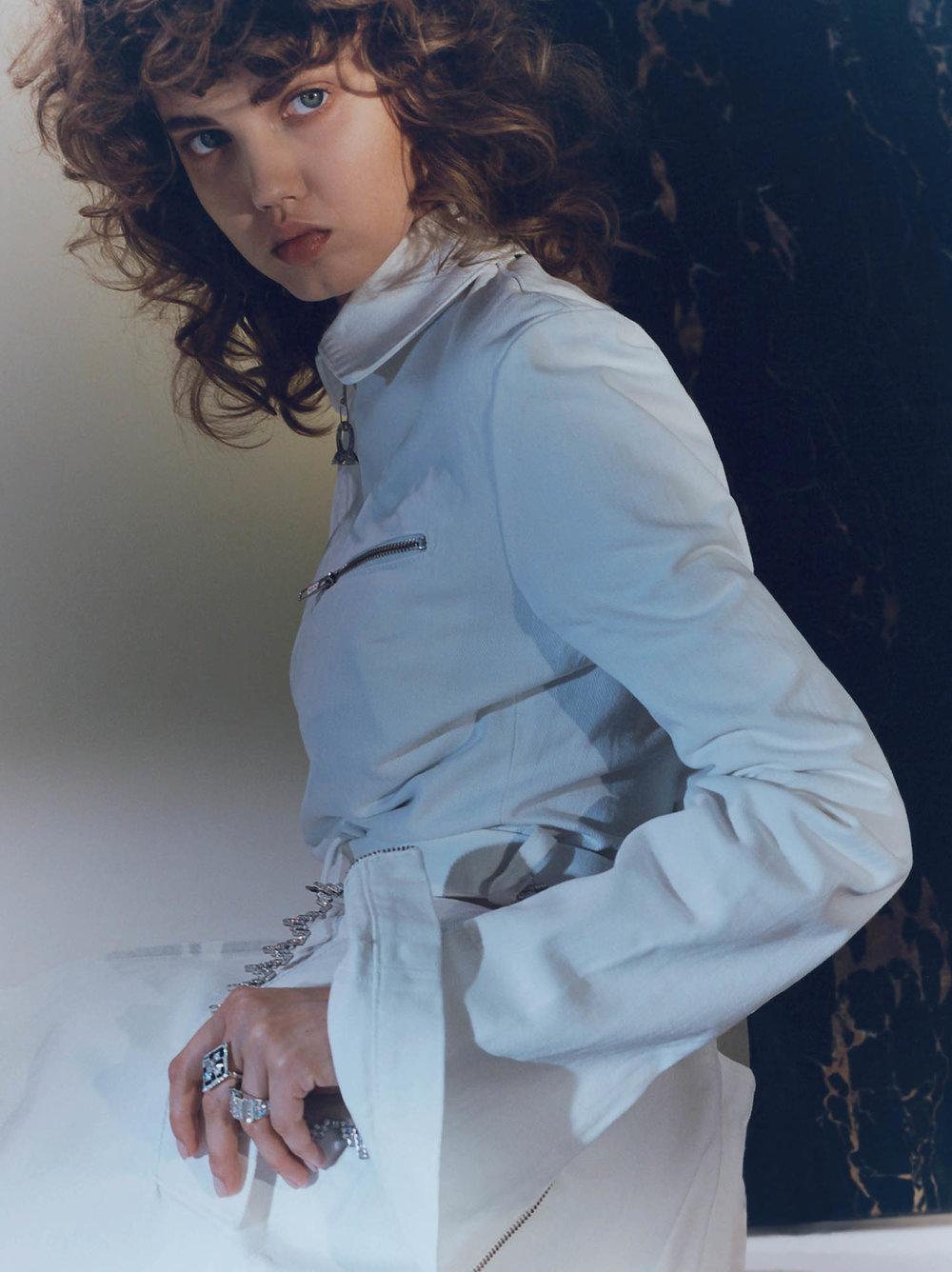 CR Fashion Book x Janneke van der Hagen