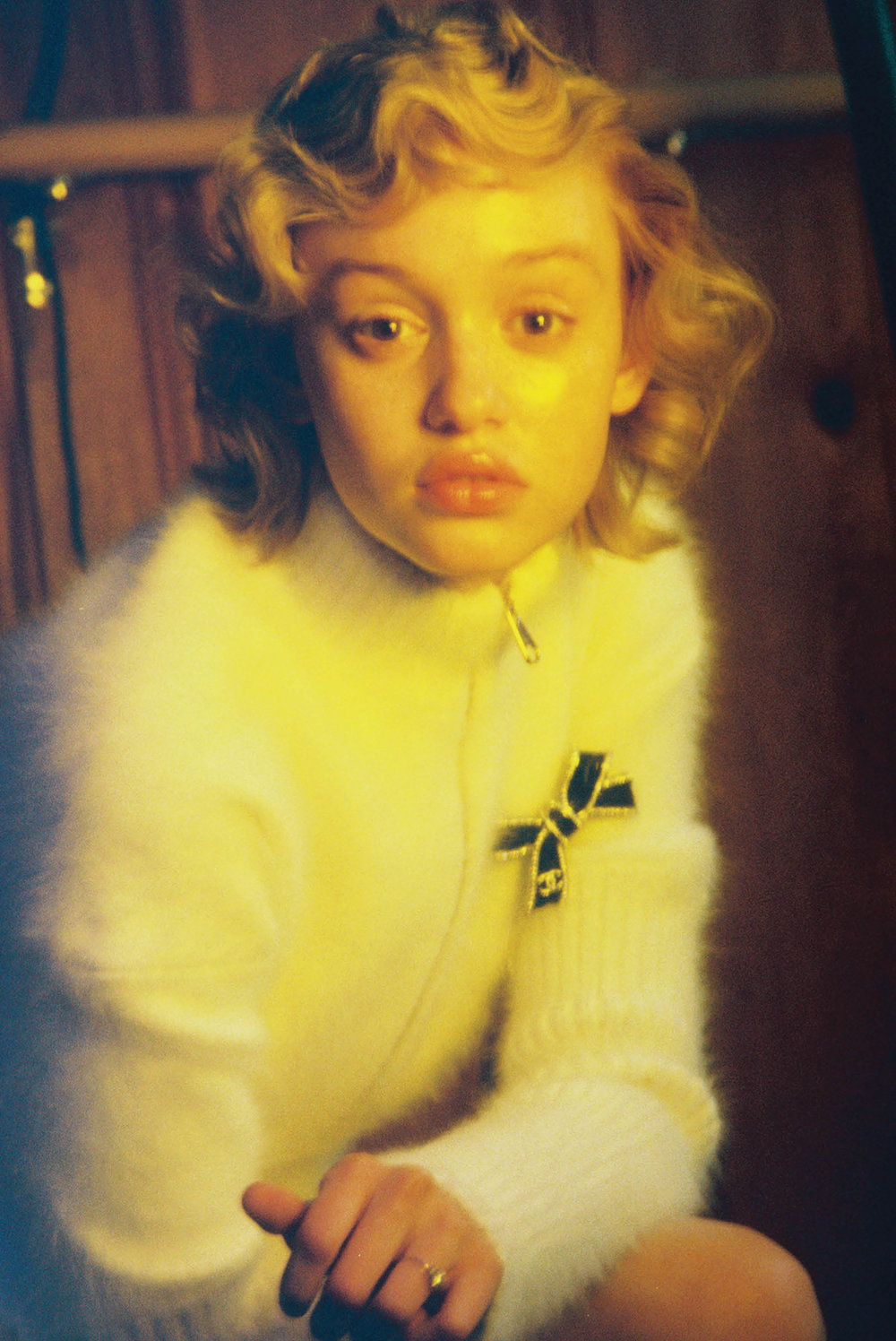 CR Fashion Book x Petra Collins