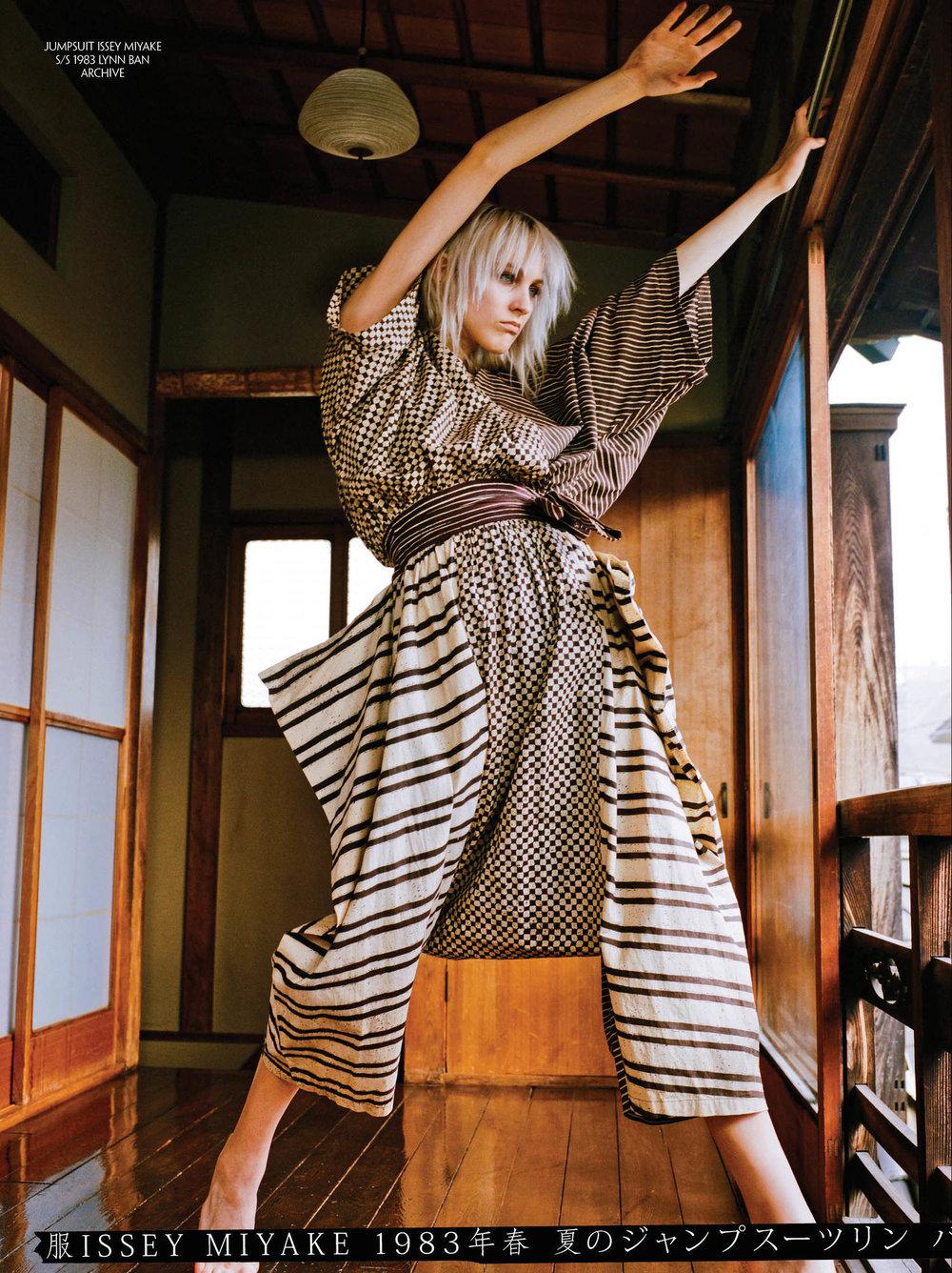CR Fashion Book x Jiro Konami