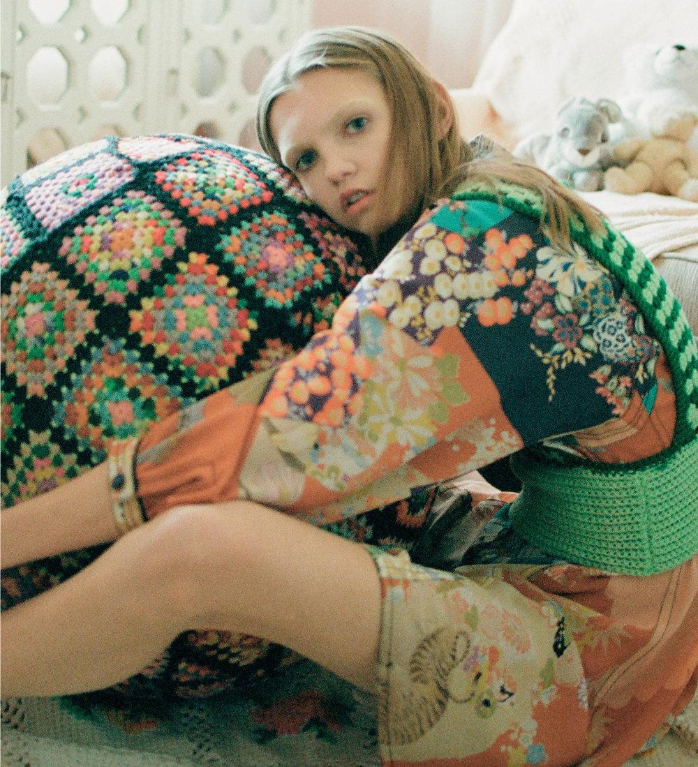 CR Fashion Book x Marlene Marino