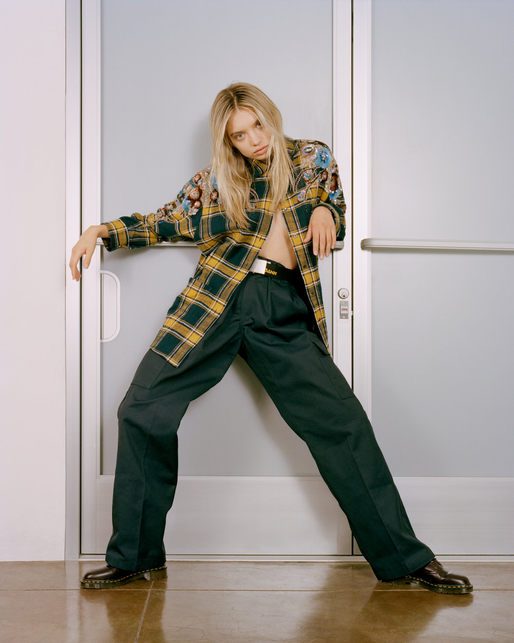 CR Fashion Book x Jonnie Chambers