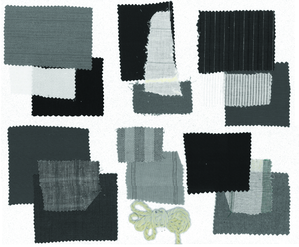 Fabric Swatch Direction