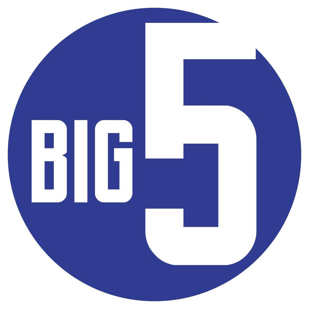 Redesign of Big 5 Sporting Goods Logo