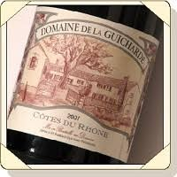Domaine de la Guicharde 2017 - The next Beaucastel?