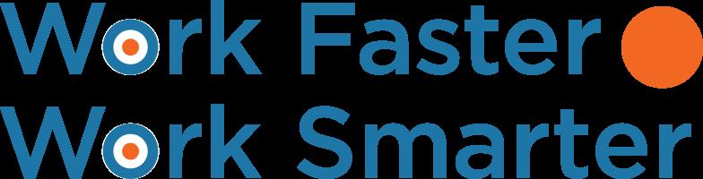 Work Faster Work Smarter logo