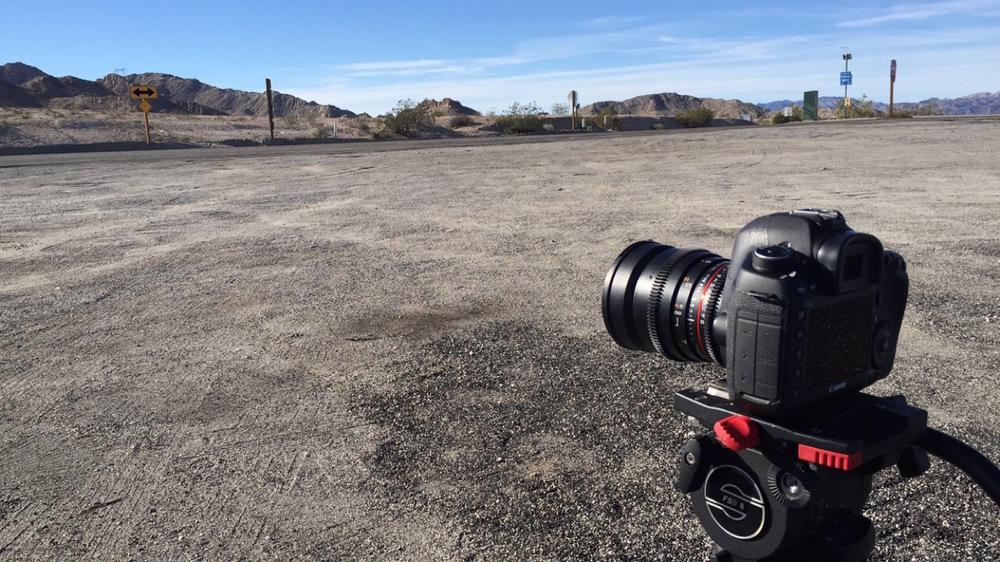 Desert Shootin'