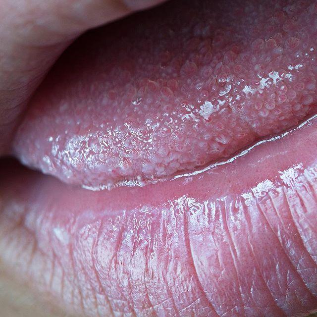 👅 Tongue textures.
