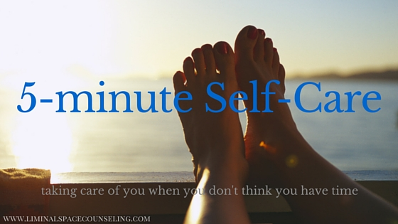 self care by psychotherapist analisa jayasekera liminal space counseling