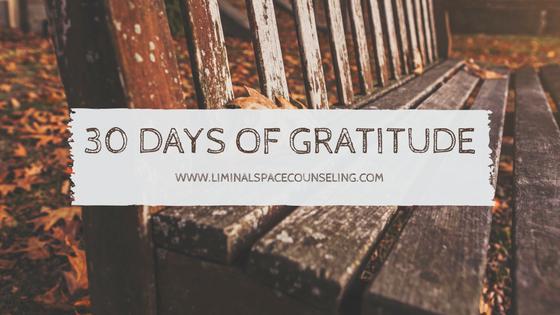 november 2017 gratitude challenge thankful everyday