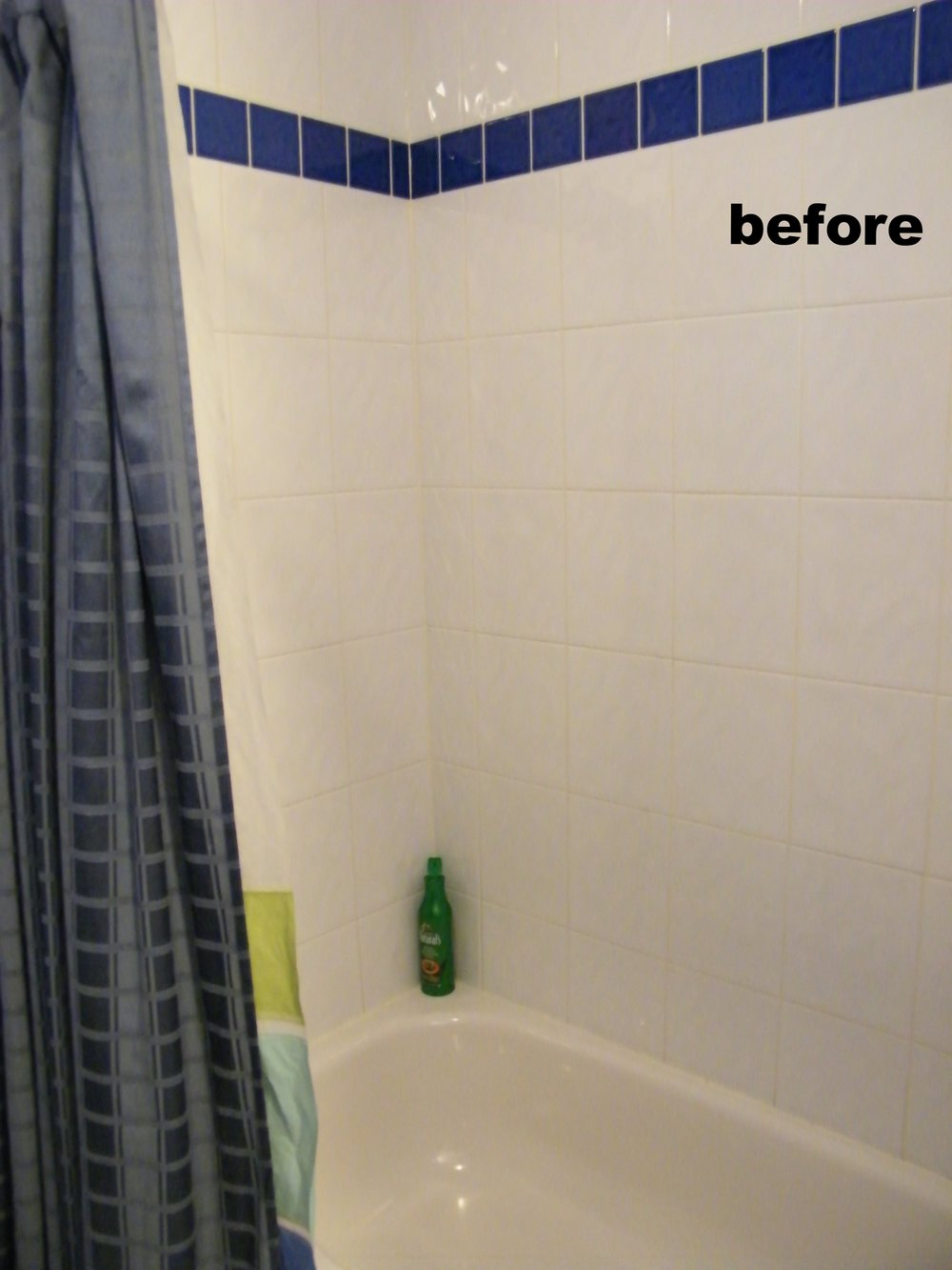 BEFORE George St - Bathroom