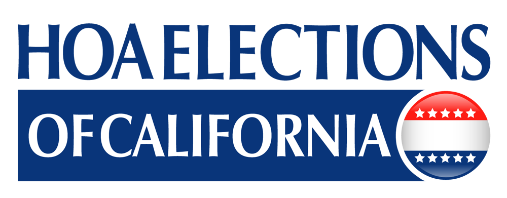 HOA Elections | Professional Inspectors of Election | Ballot Voting Services