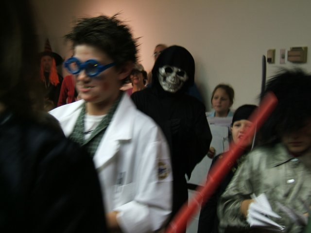 Winner, Mad Scientist, Best Boy Costume, ages 8-17