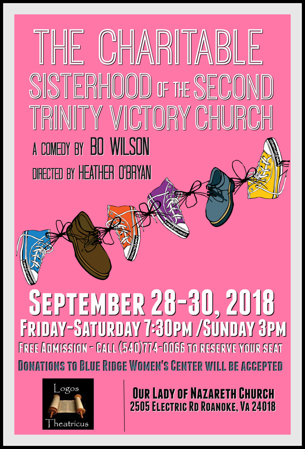 The Charitable Sisterhood Poster
