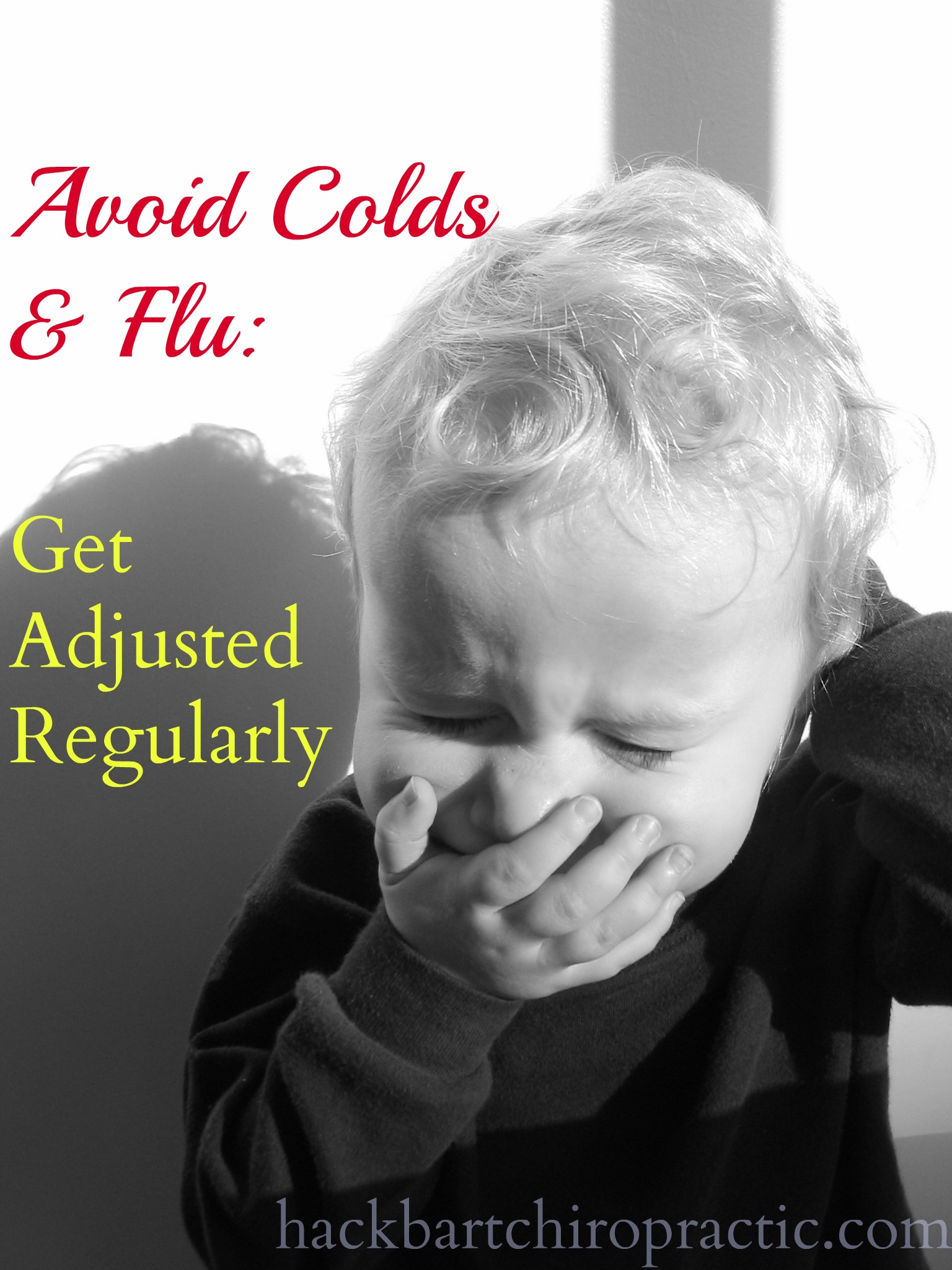 avoid colds and flu