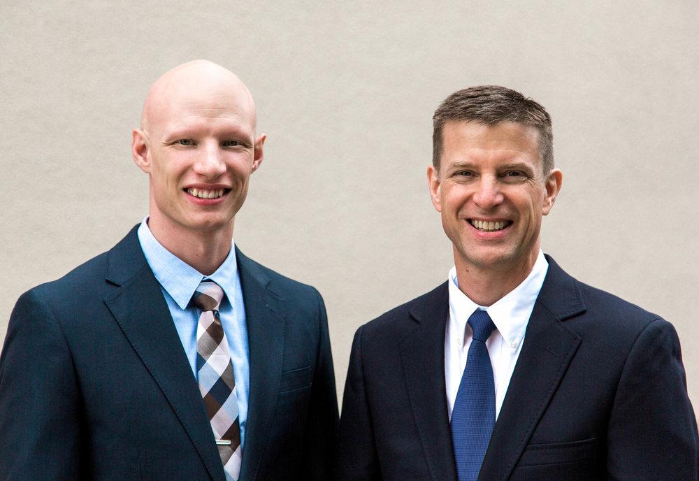 Dr. Tyler Hackbart, D.C.         Dr. Daryl Hackbart, D.C.