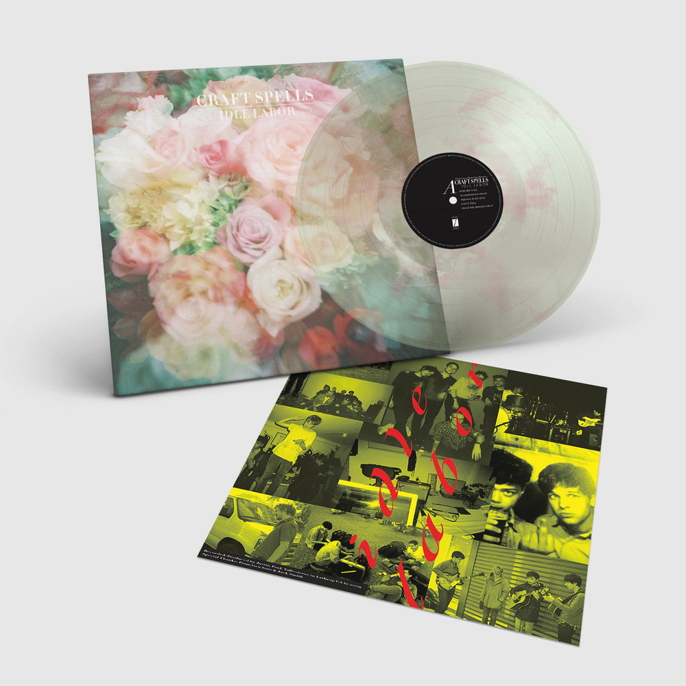 To celebrate Captured Tracks' 10th Anniversary, a limited edition pressing of the vinyl is now available on Coke Bottle Green. Includes a brand new insert. Limited to 500 copies.