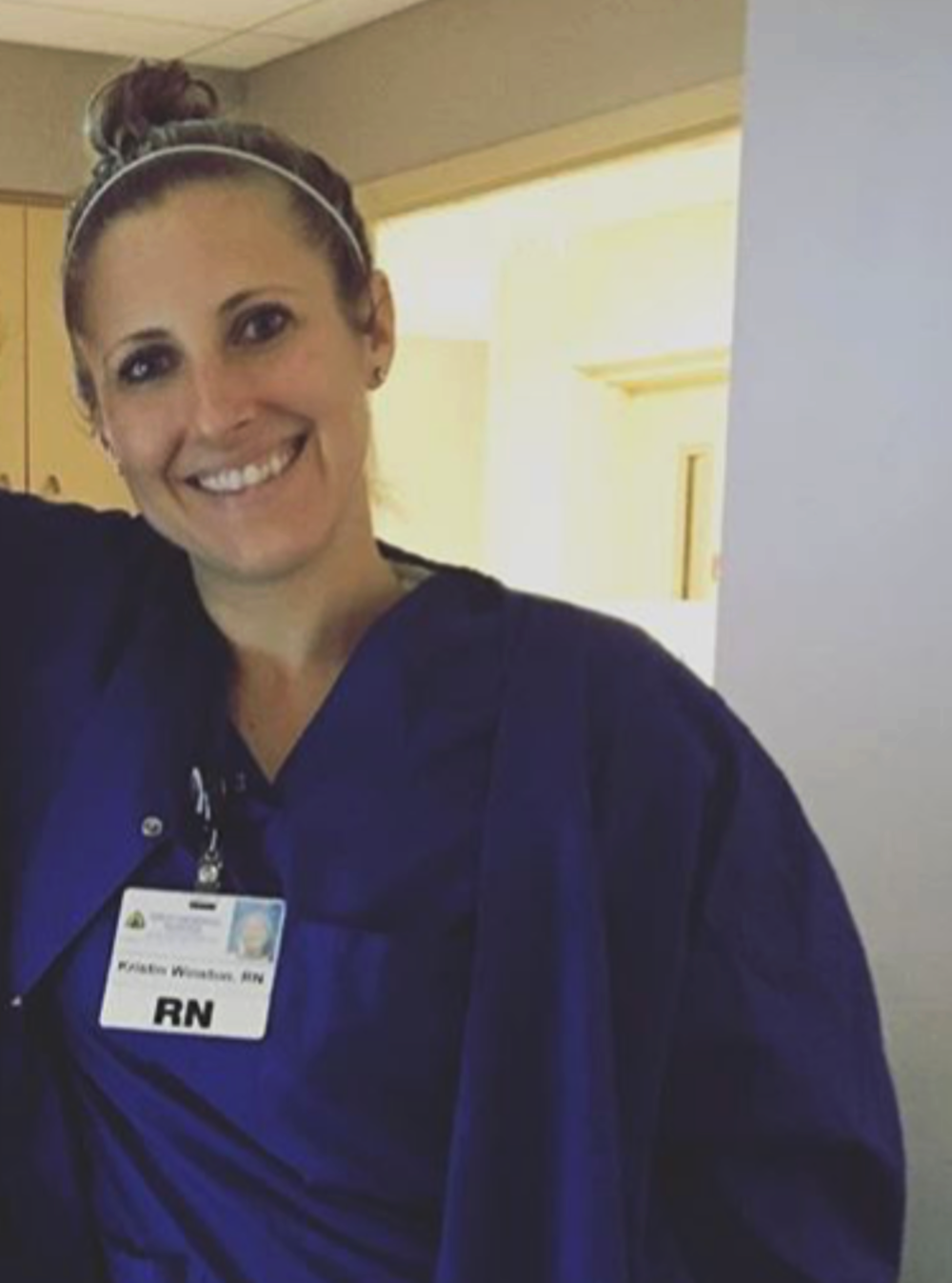Kristin Labor and Delivery Nurse Sibley Hospital