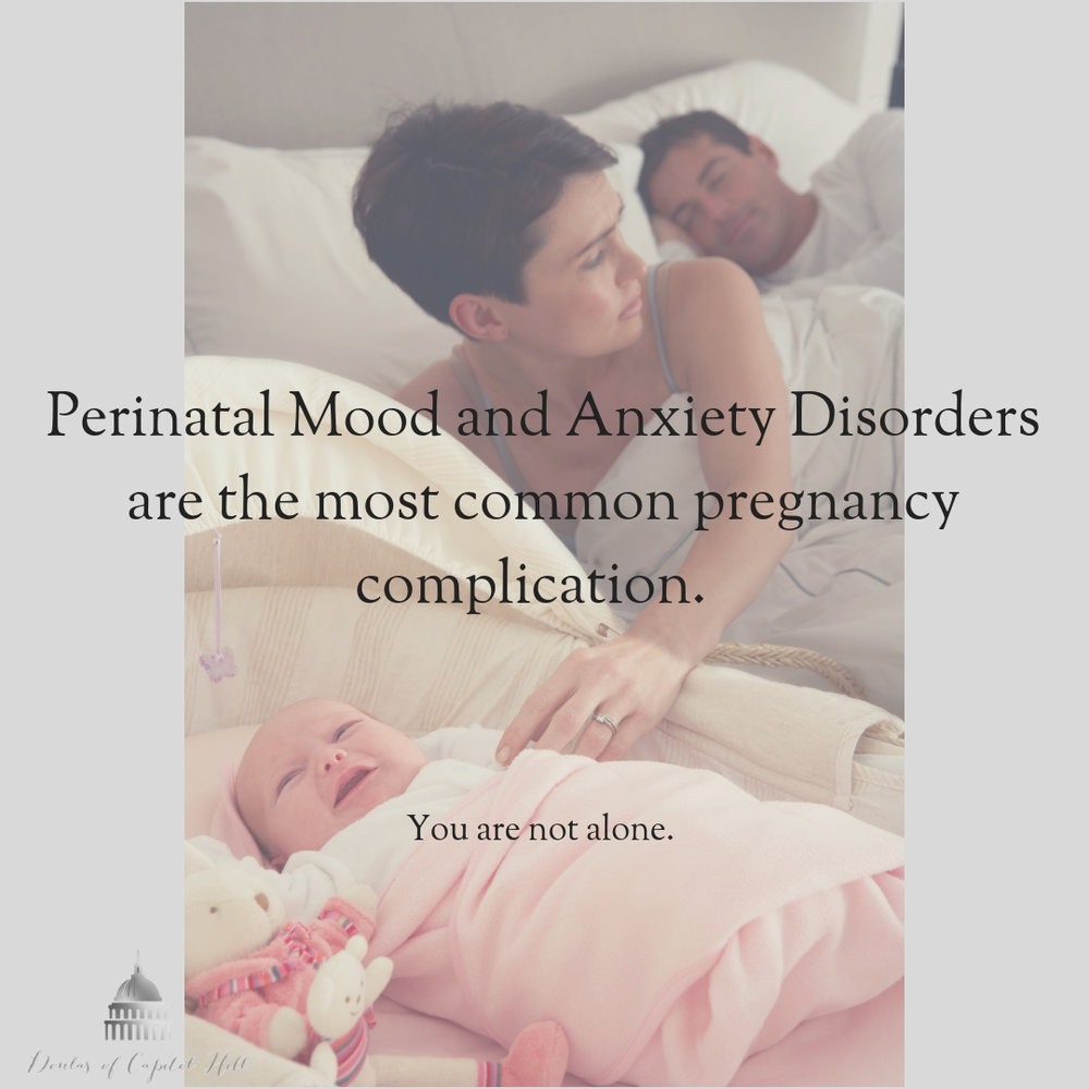 Perinatal Mood and Anxiety Disorders are the most common pregnancy complication..jpg