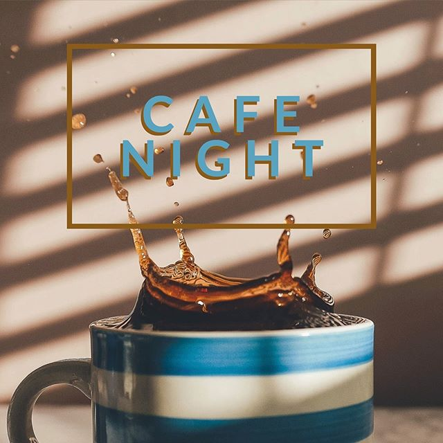 CAFE NIGHT April 6th, 2019 (Saturday) @6:30 PM (Official starting time is 7)  For? LODI MISSIONS! Woo! *Entrance fee: $5