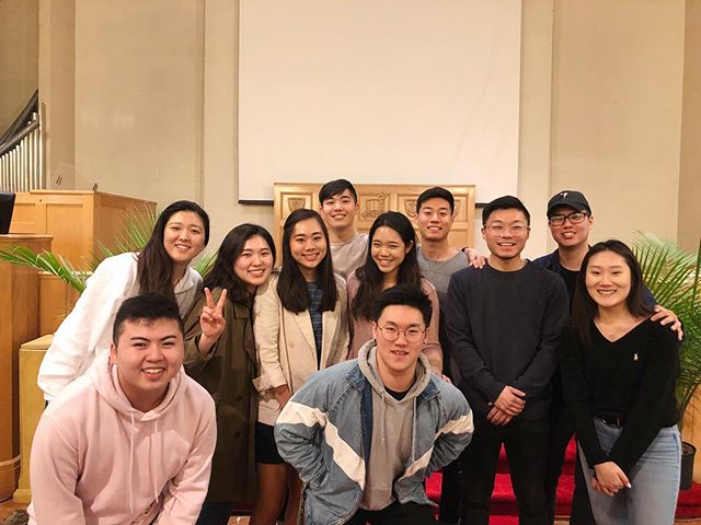 Here are our next year's leaders (Vivien not pictured hehe) !! Please keep both the present and future leaders in your prayer. We are so excited for what God has in store for VoT! Thank you🌿❤️ #kcsyracuse #palmsunday #futureleaders #presentleaders #godisgood