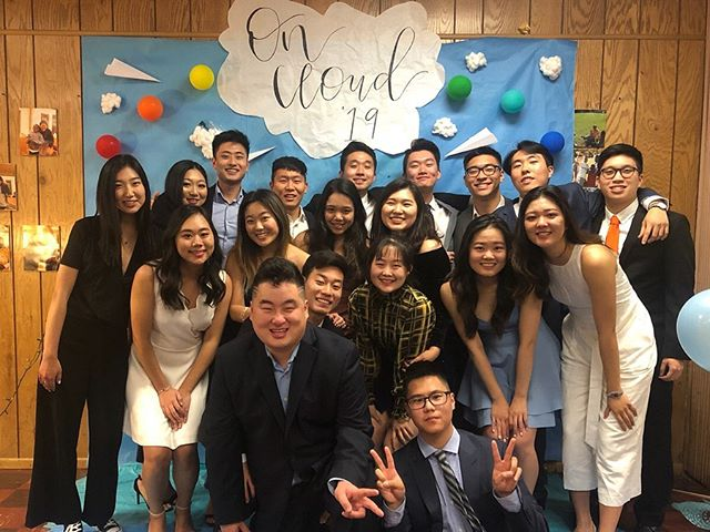 Senior's Night! | [THEME: Cloud 19☁️] We ended our last event of the school year!! Woohoo! Thank you underclassmen for such love and appreciation poured out to us during Senior's Night!! ——— As the seniors leave, Lord, we pray that their whole dependence and purpose will be for you and you only. With challenges they face, only you will hold us and guide us in everything. Continue to be with them and mold them as they go into post-grad. Lord, we thank you for them and their love and care for Your church.  WE LOVE YOU! #kcsyracuse #seniorsnight #postgrad
