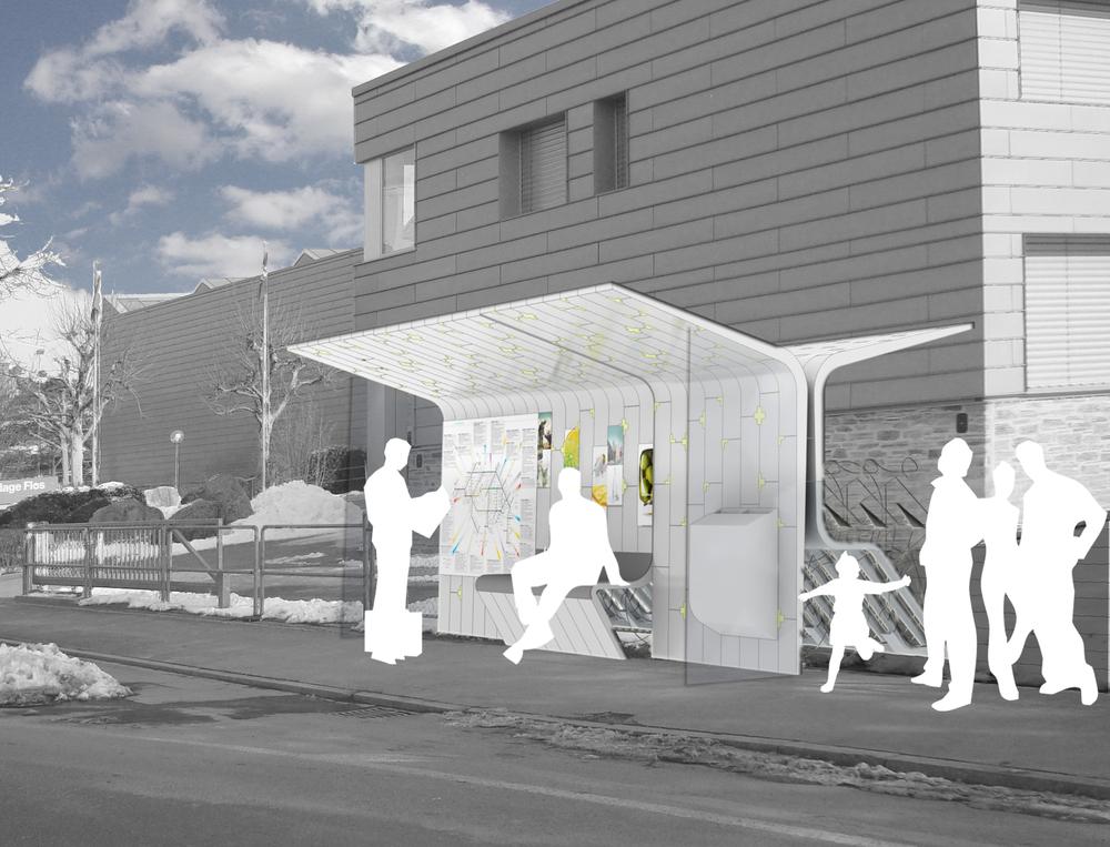 Configuration in an urban context