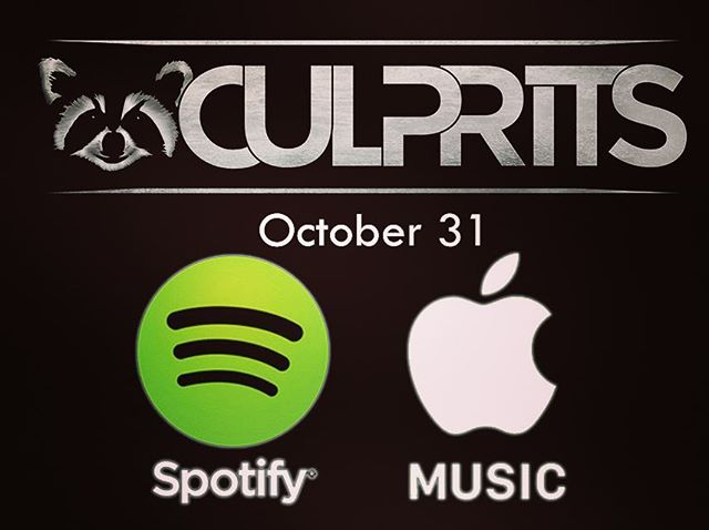 "Culprits are the producers behind Craig Smart's new single ""Mary Mary"", to be released Halloween day! Show Culprits some love and follow them on facebook.  @craigsmartmusic #synergizeproductions  www.synergizeproductions.com"