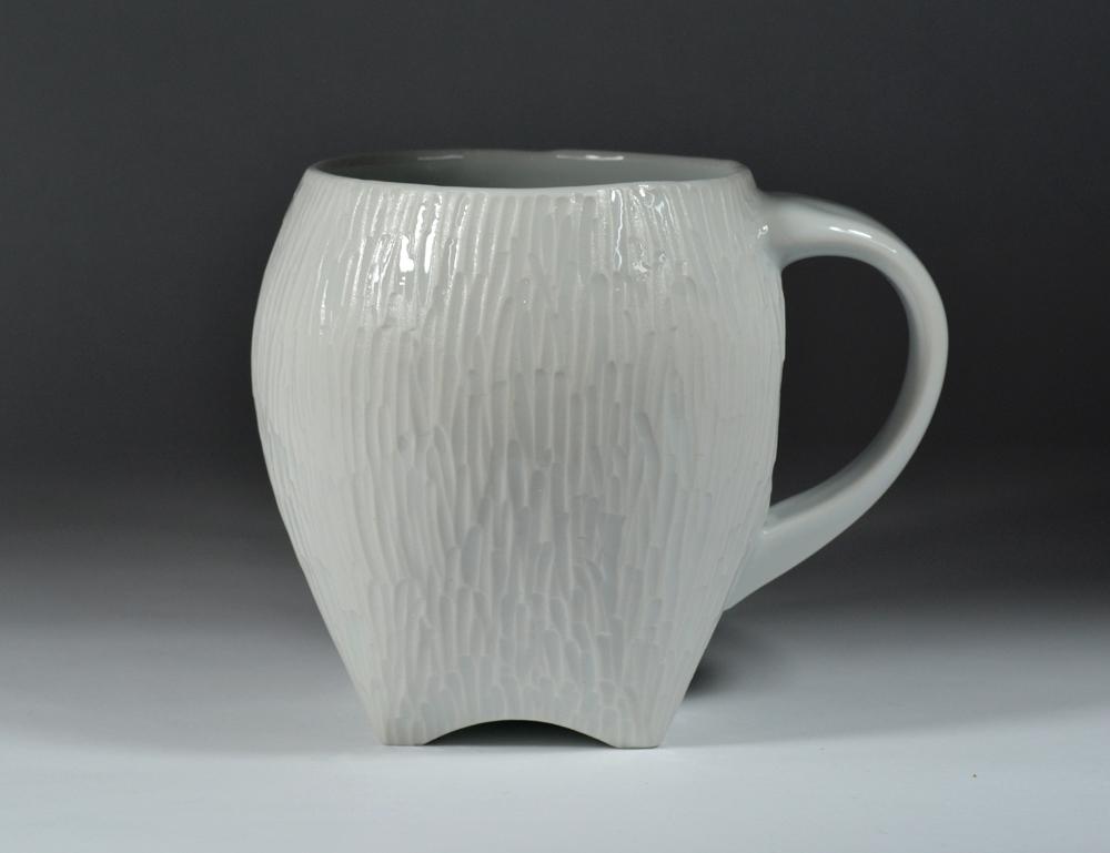 Carved Mug