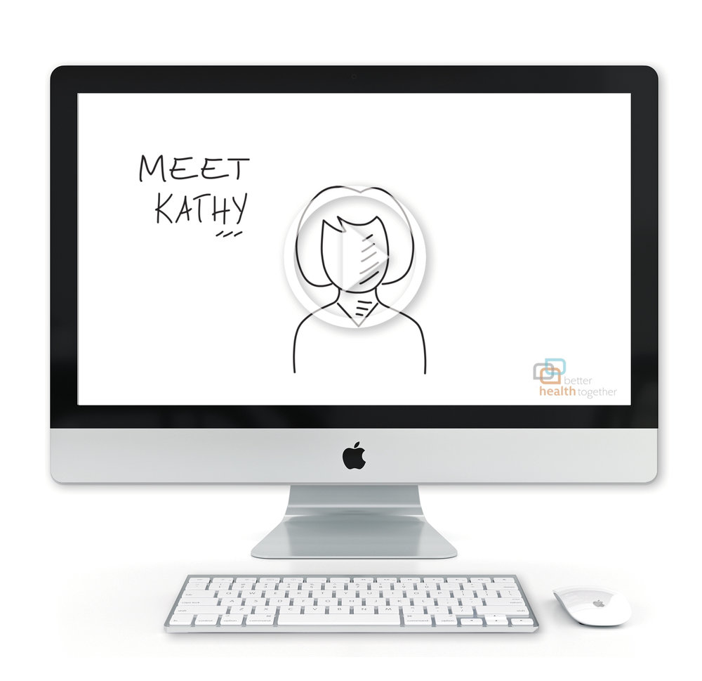 Meet Kathy - Learn how Community Care Coordinators with the Pathfinder Hub help their clients overcome risks.