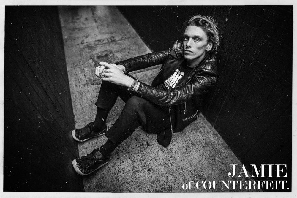 Max Baker-Jamie Campbell Bower-Interview-Photoshoot
