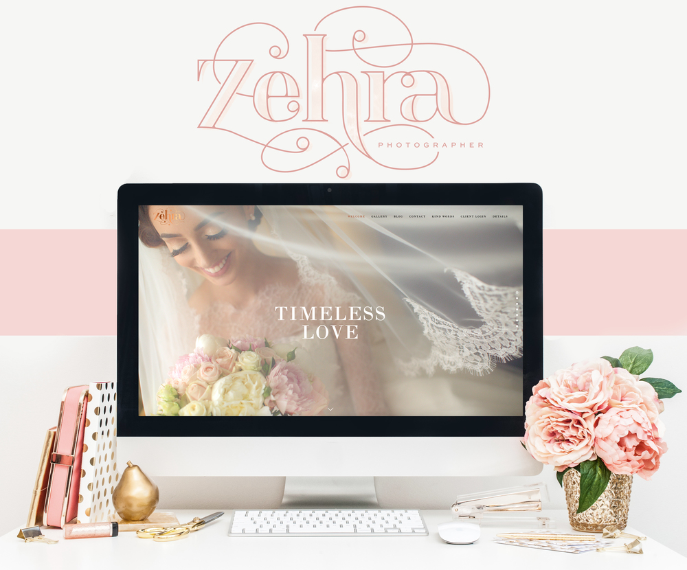 zehra photographer website
