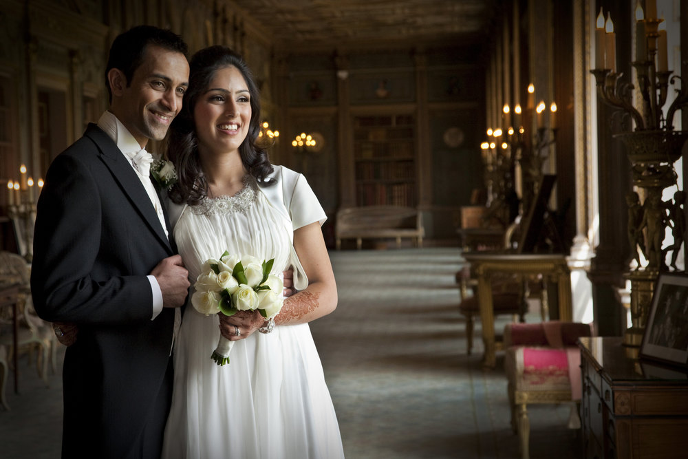 syon house asian wedding ceremony