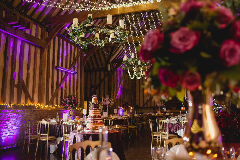 asian winter wedding berkshire barn