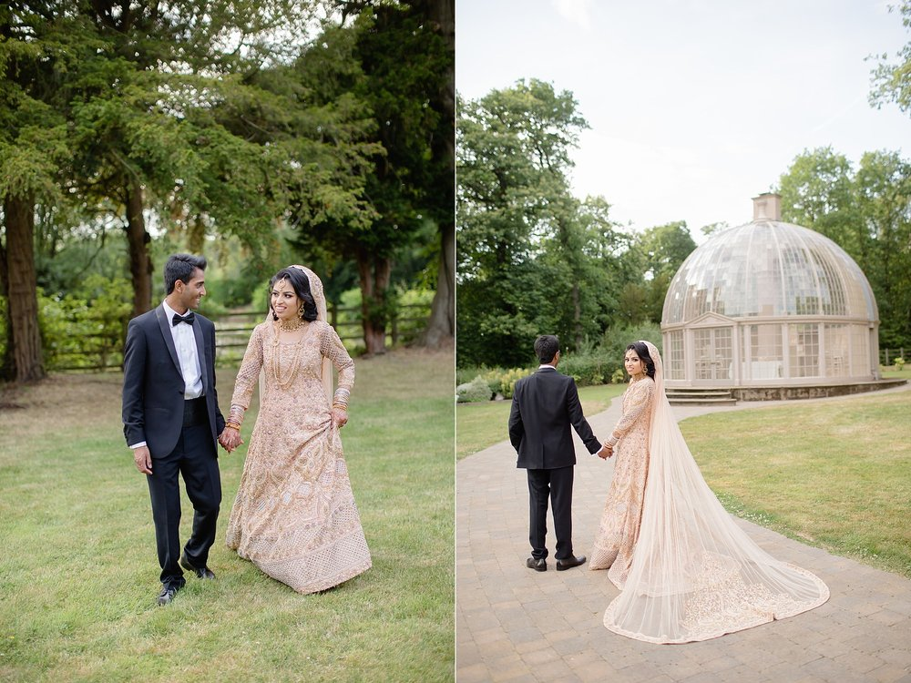 Asian bride groom wedding photography Hilton Hall Wolverhampton Wedding Venue