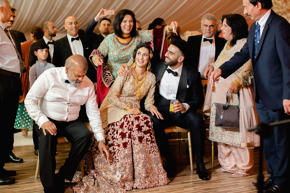 Pakistani wedding qawwali sadqe Coventry