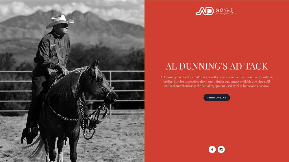 Al Dunning's AD Tack