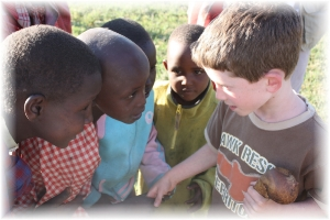 Goodwin-Tanzania BRK with Maasai Children.jpg