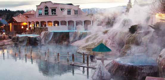 Pagosa Springs Hotel and Spa, Pagosa Colorado