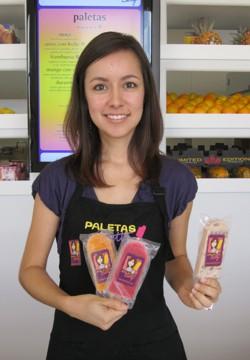 Paletas Betty, non-poisonous snacks
