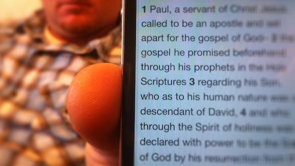 Romans Bible App