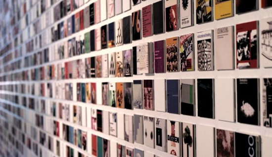 Graphic Design Wall