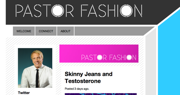 pastor fashion web