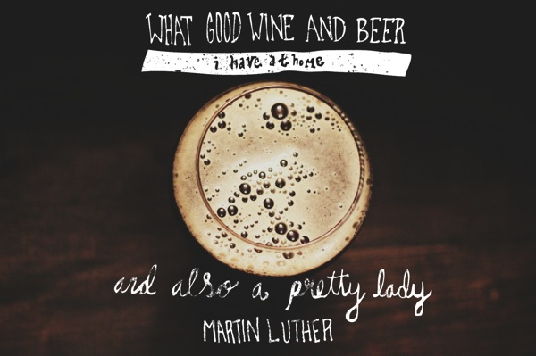 Luther beer