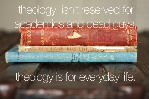 Theologyeveryday